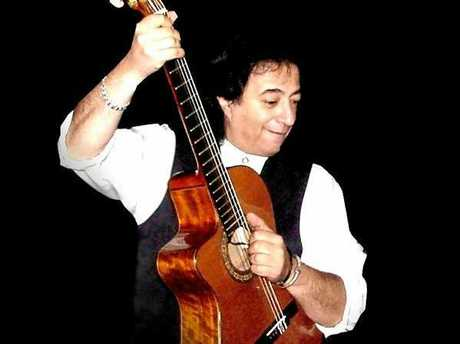 STRINGS: Guitarist extrordinaire Joe Phillips is performing at South Tweed Sports Club from 6pm on Friday, December 22.