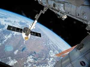 International Space Station to cruise over the west