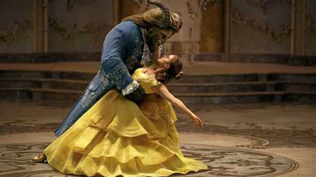 Beauty and the Beast was the highest grossing film in Australia in 2017.