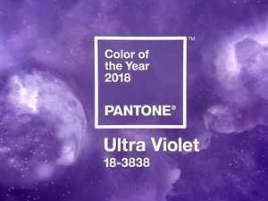 Purple reigns in 2018