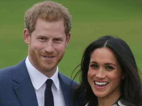 Britain's Prince Harry is set to marry US actress Meghan Markle in May. Picture: AFP