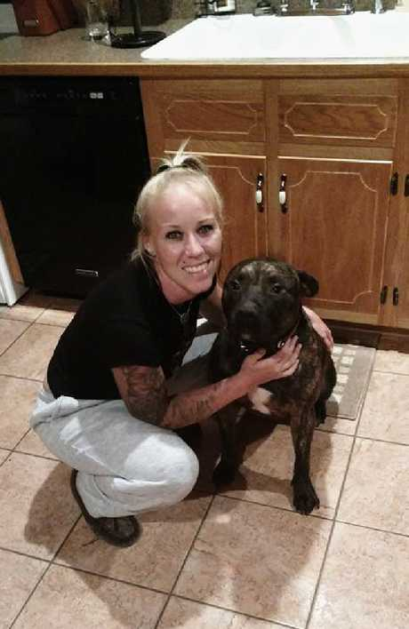 Bethany was experienced in working with animals, and loved her dogs. Picture: Facebook