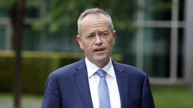 Opposition Leader Bill Shorten must act in the national interest on company tax.