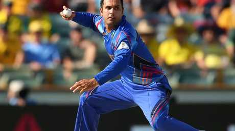 Renegades' Afghan recruit Mohammad Nabi.