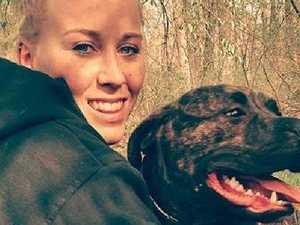 Pet 'pit bull dogs' maul woman to death on bushland walk