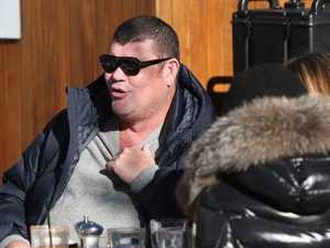 Is this James Packer's new love?