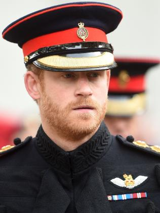 Britain's Prince Harry. Picture: AFP