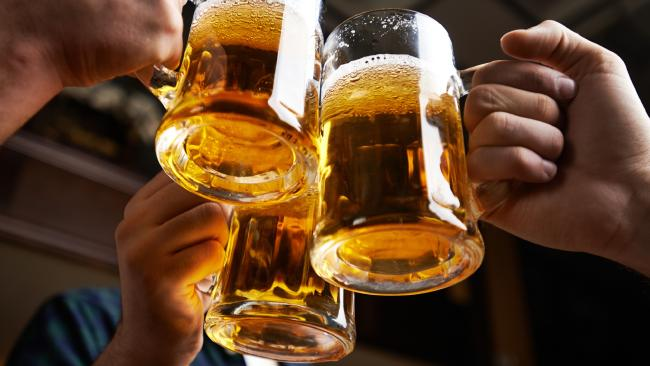 Booze-free zones in pubs might become a thing.