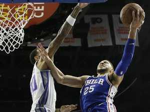 New Sixers low as Simmons rejects 'passive' claim