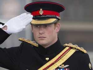 Royal position: Prince Harry gets grandfather's old job