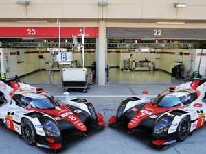 Toyota saves Le Mans 24-hour race