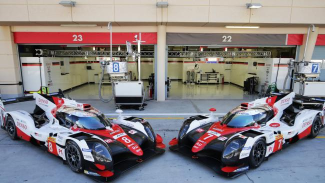 Toyota Gazoo Racing will field a team in the 2018 Le Mans 24-hour race.