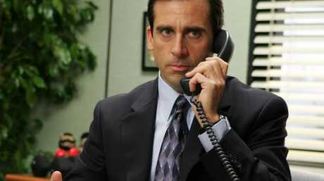 Steve Carell played Michael Scott in The Office.