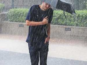 Rain, storms, heat every day for the rest of the year