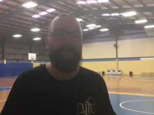 Lismore Storm men's coach