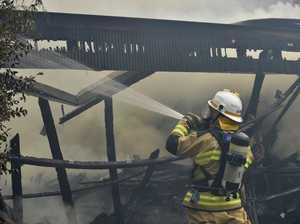 Rangeville fire