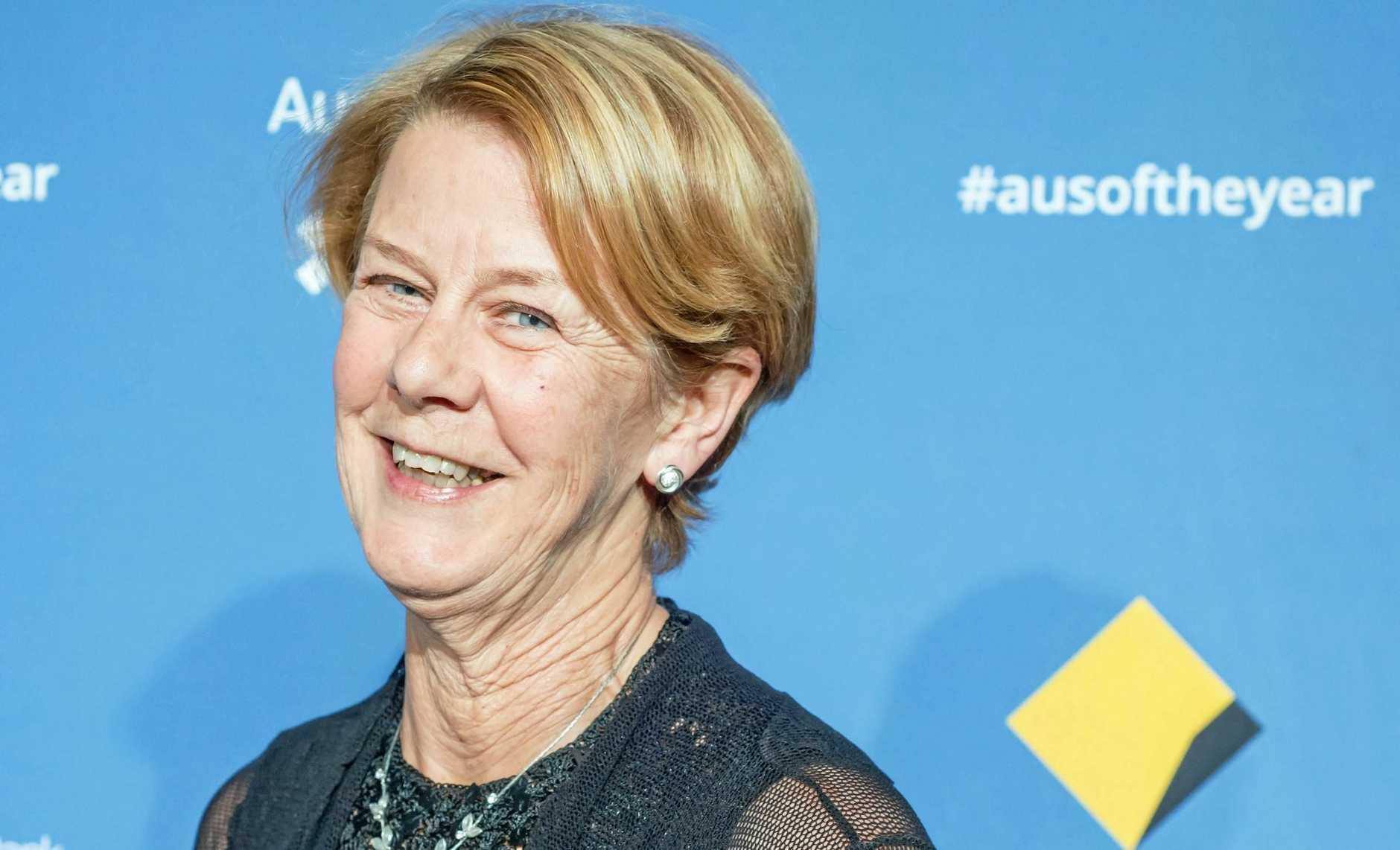 NOMINEE: Senior Australian of the Year 2018, South Australia's nominee Barbara Spriggs.