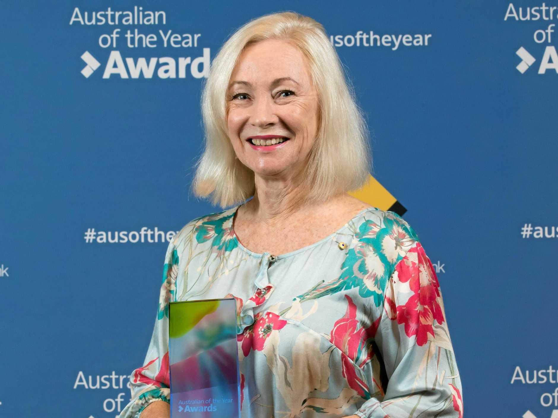 NOMINEE: Senior Australian of the Year 2018, Queensland nominee, Dr Diminity Dornan.