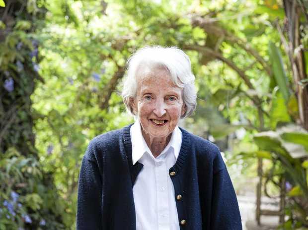 NOMINEE: Senior Australian of the Year 2018, NSW's nominee, Dr Catherine Hamlin.