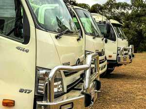 Big Rigs test drives the Hino 4x4
