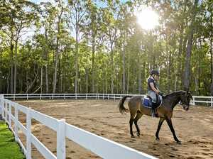 Something for everyone at hinterland lifestyle property