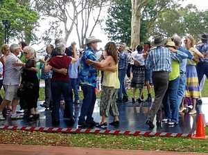 Toowoomba's parks sing in summer