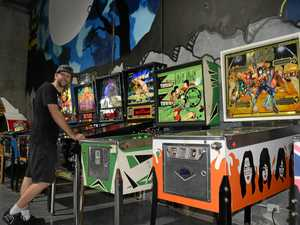 Classic pinball arcade to open in Noosa