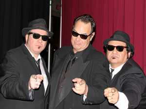 The Blues Brothers' magic hits the road again