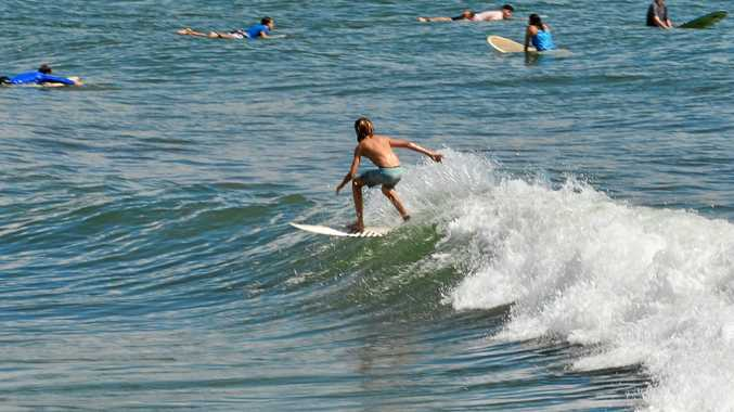 No early Christmas presents for surfers | Sunshine Coast Daily