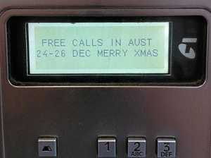 Telstra offers free calls across Australia