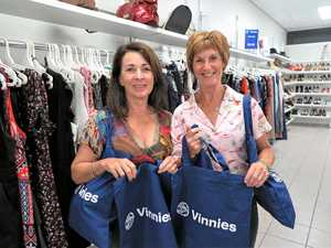 No more plastic bags: Vinnies' big announcement for 2018