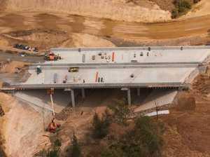 WATCH: Toowoomba Second Range Crossing highlight reel