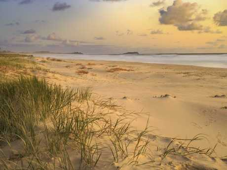 Dreamtime Beach, NSW. Picture: Ryan Fowler Photography