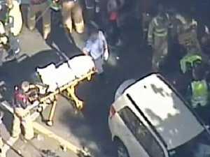 Flinders St attack: Bodies were 'thrown like rag dolls'