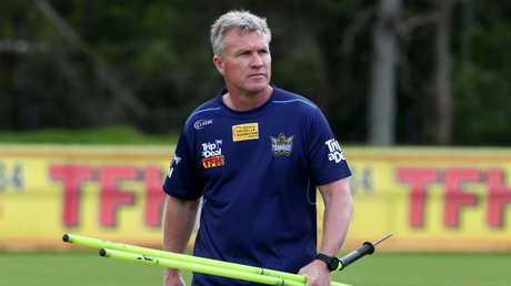 Gold Coast Titan's coach Garth Brennan will aim to bring change to the club.