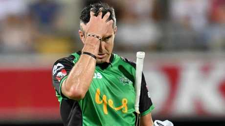 Kevin Pietersen failed with the bat for the Stars.