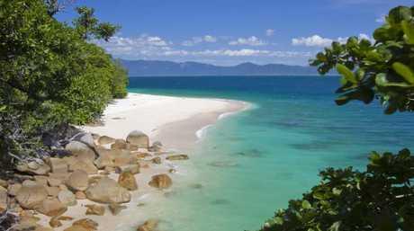 Nudey Beach, Fitzroy Island. Picture: Fitzroy Island Resort