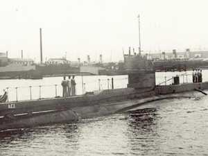 Missing submarine found after 103 years