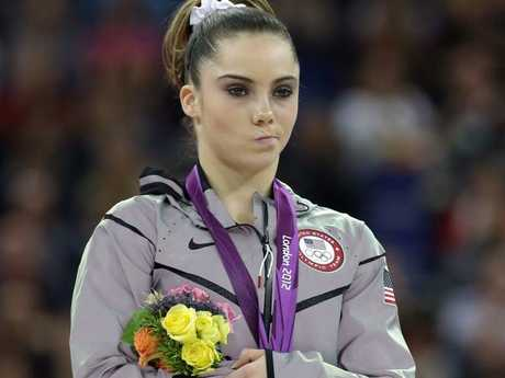 McKayla Maroney became famous for her reaction to winning silver at the 2012 London Olympics.