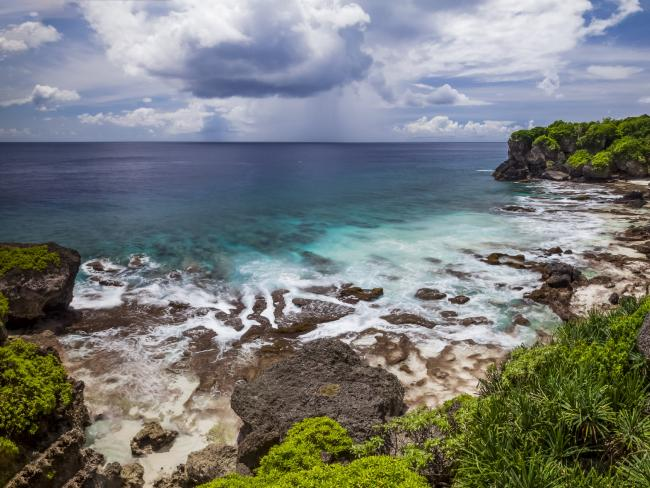 Dolly Beach, Christmas Island. Picture: Yvonne McKenzie - Wondrous World Images
