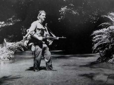 Patrick Edwards served in Malaya. Photo/Supplied
