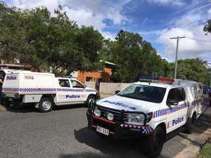 MANHUNT: Man seen 'fleeing' house where Qld woman found dead