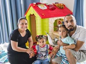 Kasso family makes Toowoomba home