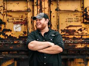 'Regular guy' Luke Combs is the hot ticket at CMC