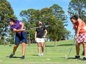 Learning to love golf is the vital aspect for kids