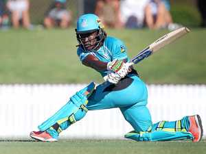 Mackay's home ground heat for women's Big Bash side