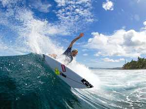 Coast teen's star-filled surf film to launch career