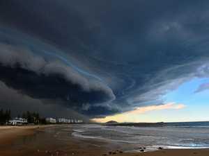 Bureau predicts Coast thunderstorms
