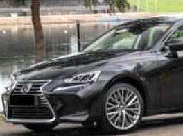 Coast cops make arrest in luxury Lexus crime spree