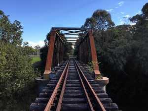 LIST: Rail trail vision still rolling despite train talk